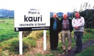 Barry Dowsett, Transit New Zealand, Cliff Heraud and Max Johnston
